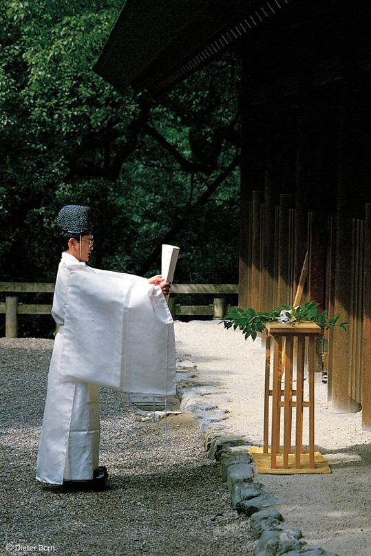 Shinto-Priester