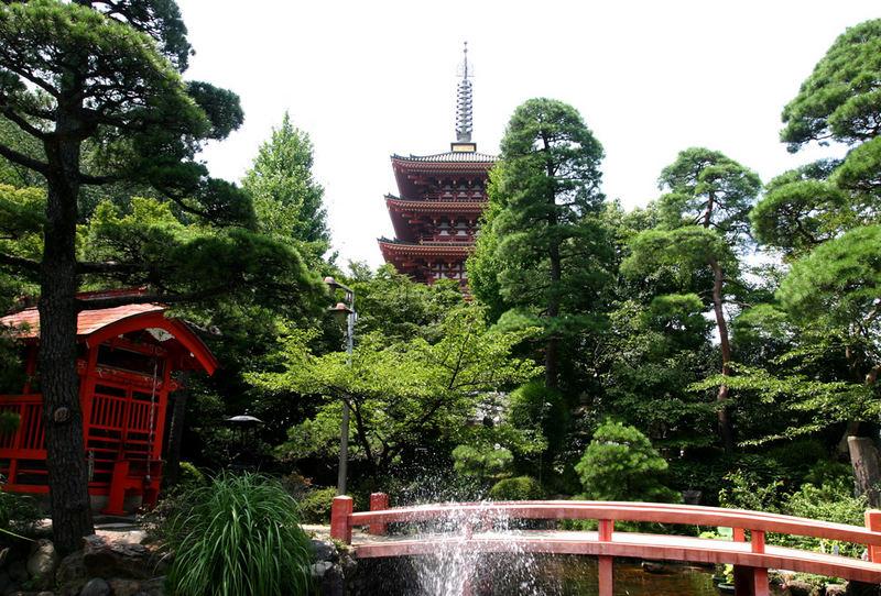 Shinto Temple (Tama-shi)
