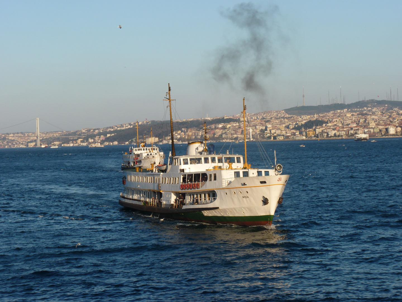ship in ıstanbul