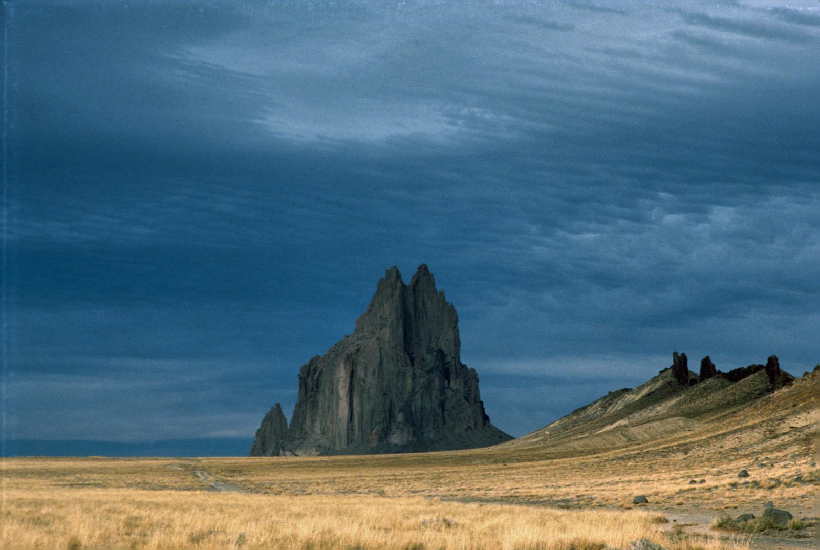 Ship Rock, NM - 1989