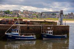 Ships in North Berwick 2015, Scotland