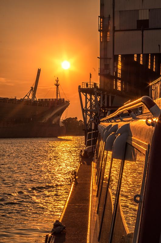 Shipspotting Tour