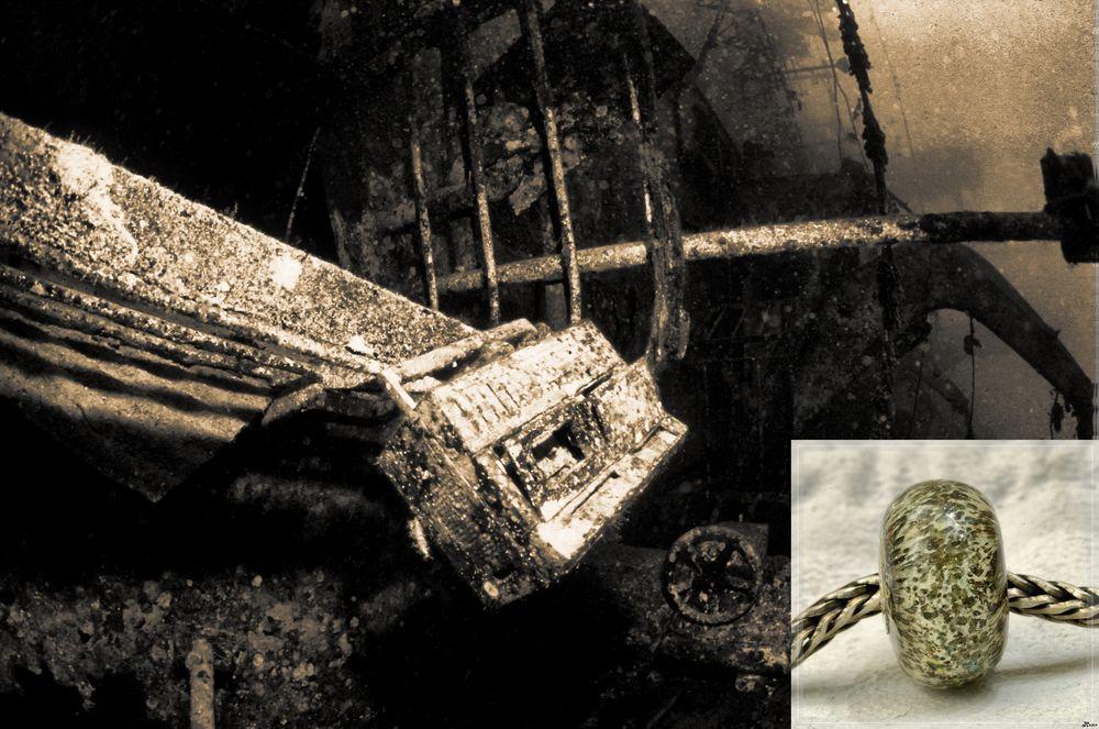 shipwreck bead