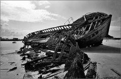 Shipwrecks.