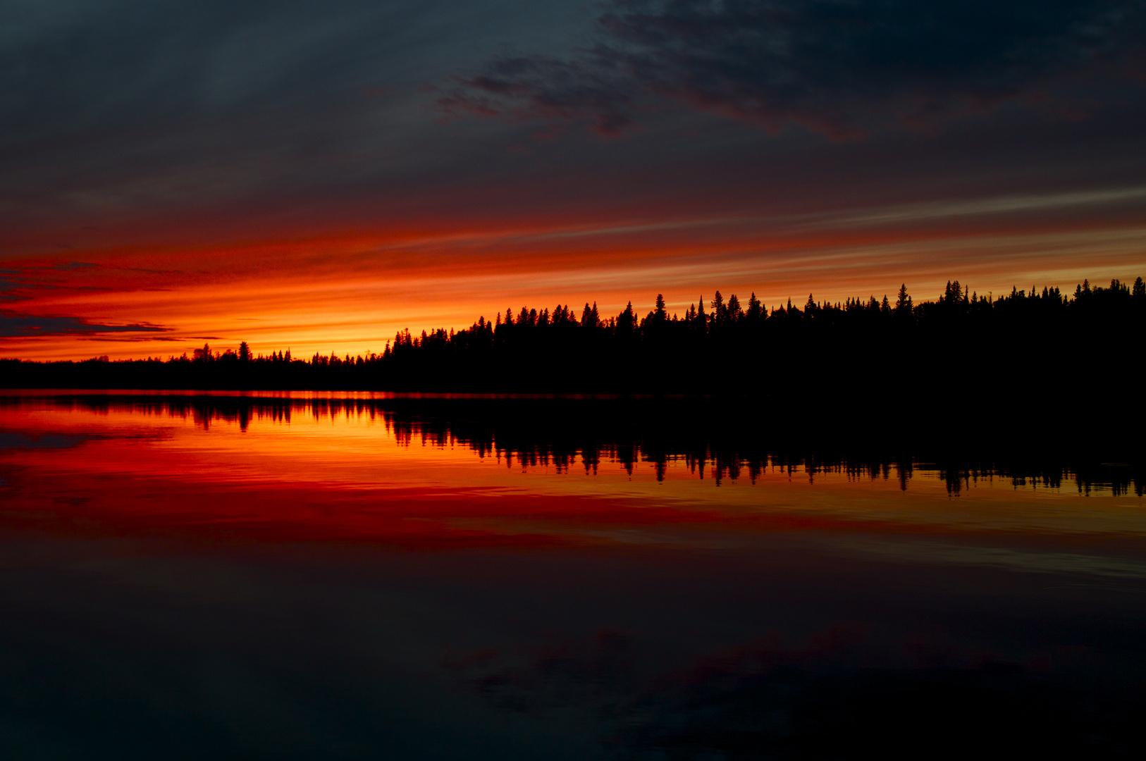Shirley's Sunset