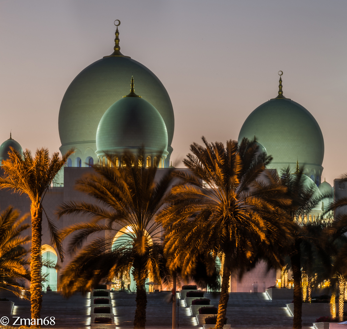 Shk. Zayed Mosque 02