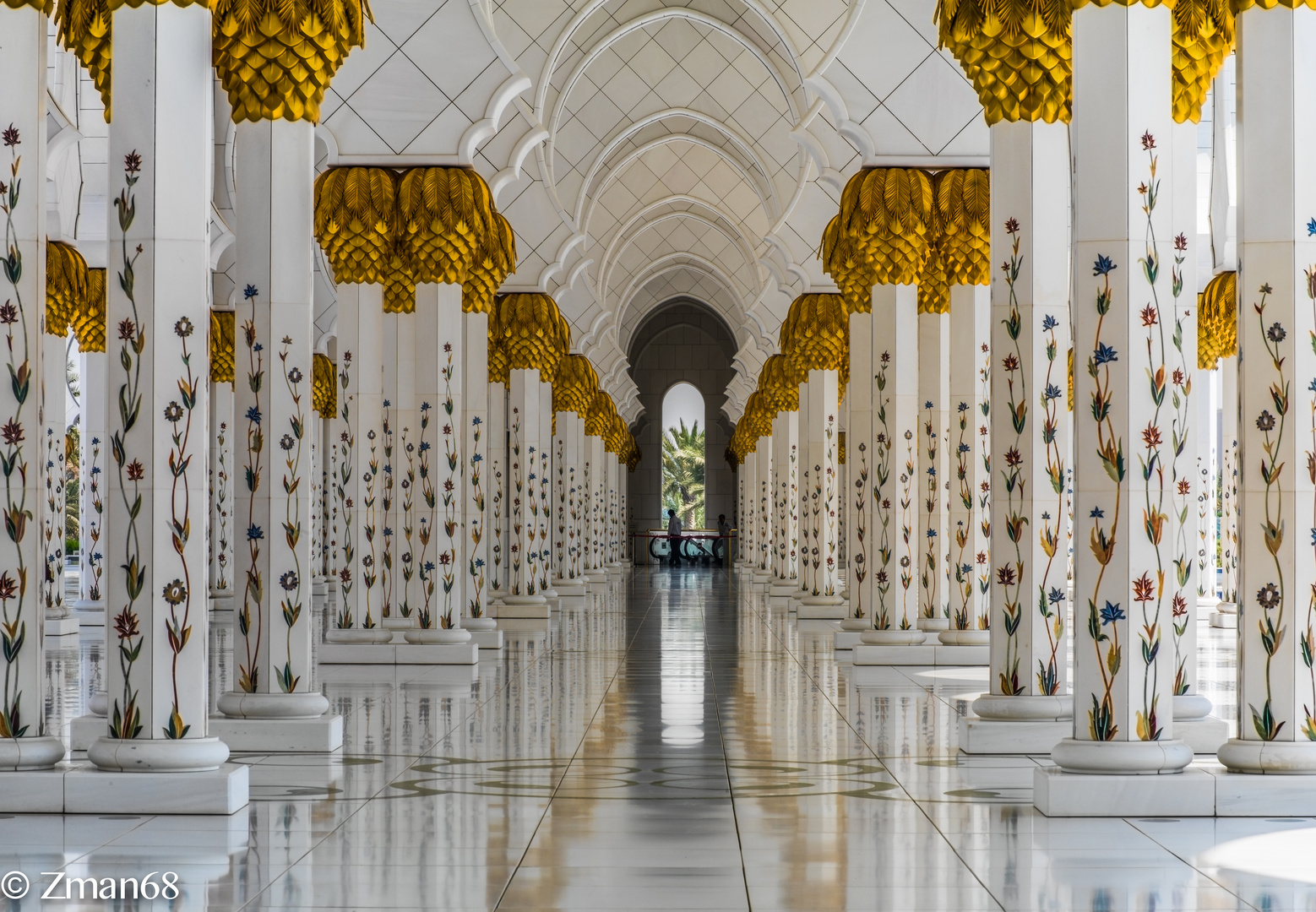 Shk. Zayed Mosque 06