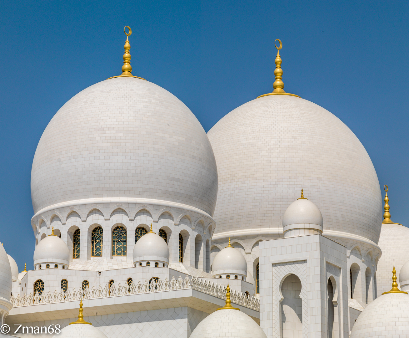 Shk. Zayed Mosque 08