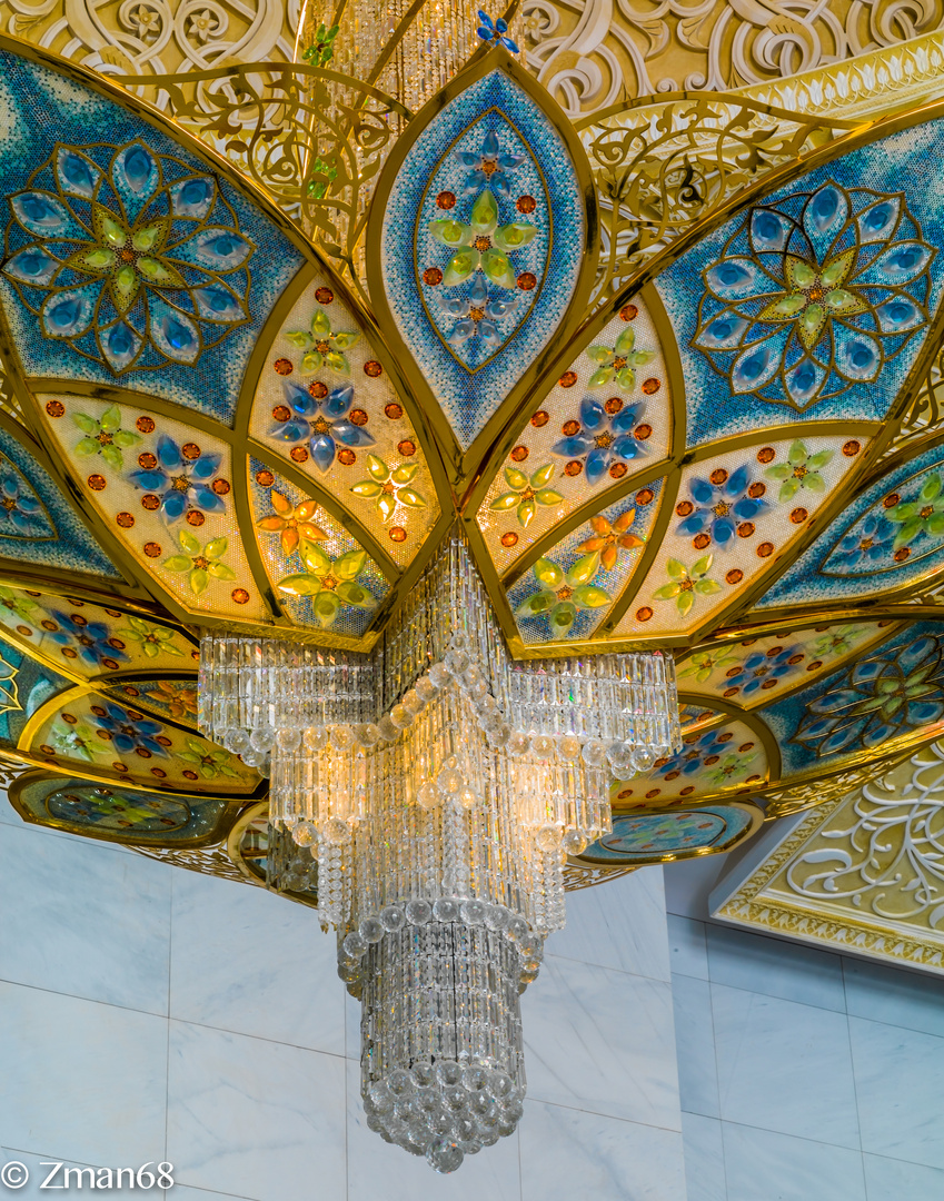 Shk. Zayed Mosque 10
