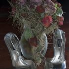 Shoes and flowers - 1