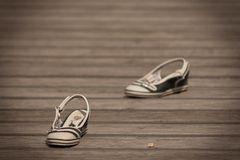 shoes'n gum