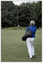 Shooting im Schlosspark