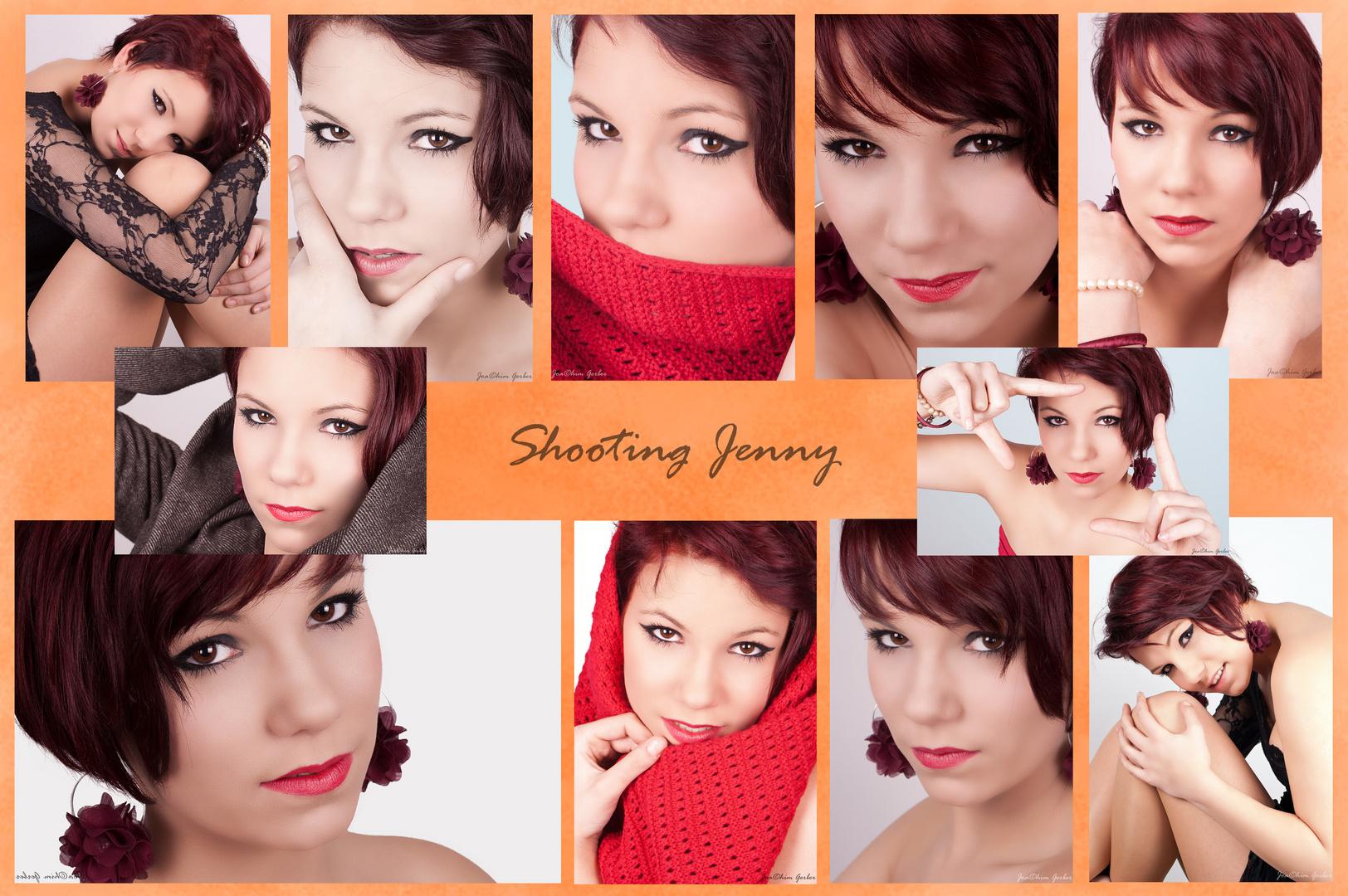 Shooting mit Jenny