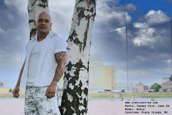 Shooting mit Mario @ Plaza Island Beachclub, Mannheim