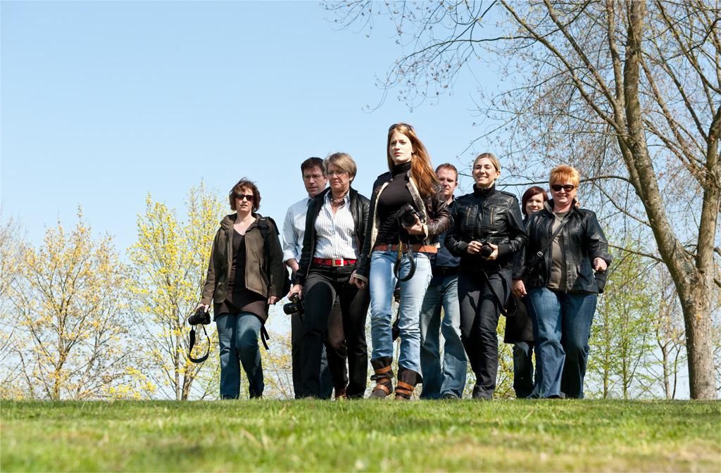 Shooting Stars (20./21.4.2010, Workshop digitale Fotografie)