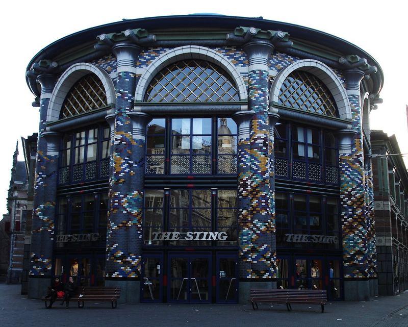 shop in The Hague