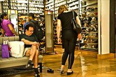 Shoppen im Macy`s