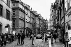 Shopping a Praga