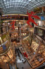 Shopping Center Palladium / Prag