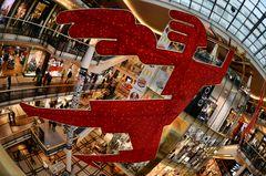 Shopping Center Palladium / Prag .