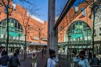 Shopping-Ecke
