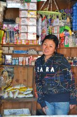 Shopping im Solu Khumbu