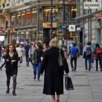 Shopping in Wien