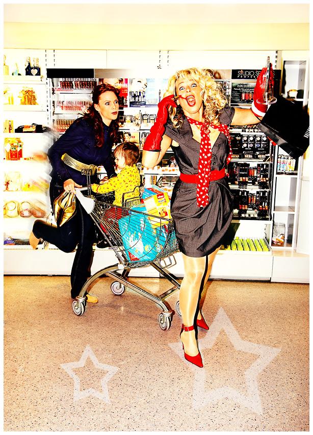 Shopping Panic