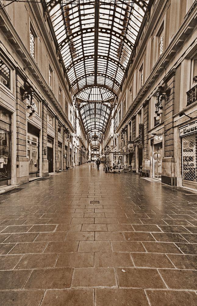 shopping passaggio