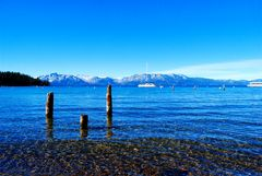 Shoreline Lake Tahoe