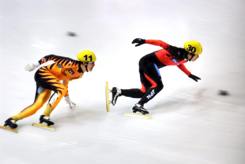 Short Track - Universiadi Torino 2007