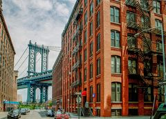 Shot in Brooklyn
