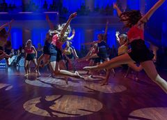 "Show Dance Junior Formation (TAF Germany) mit der Show ""Graduation"""