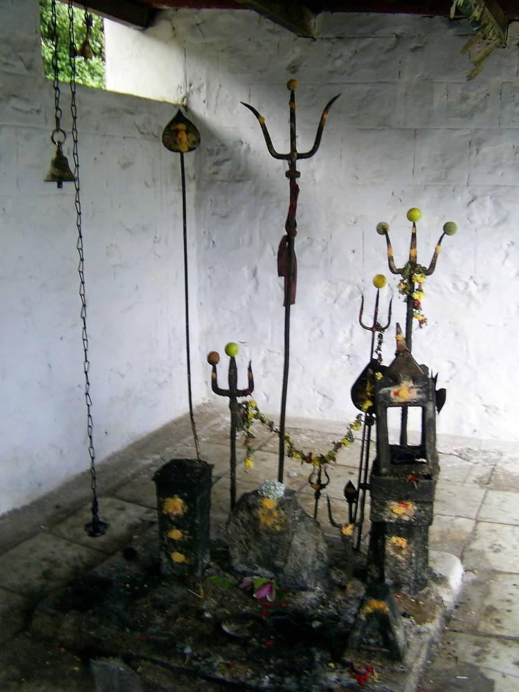 Shrine to the Goddess