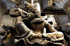 """Shwe In Bin Kyaung (monastère)"""