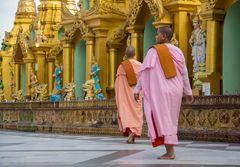 Shwedagon-Besuch