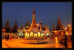 ~ ~ Shwedagon Pagode ~ ~