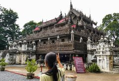 ...Shwenandaw - Kyaung...