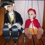 Si mis marionetas cobran vida...FERNANDO LÓPEZ   fOTOGRAFÍAS...