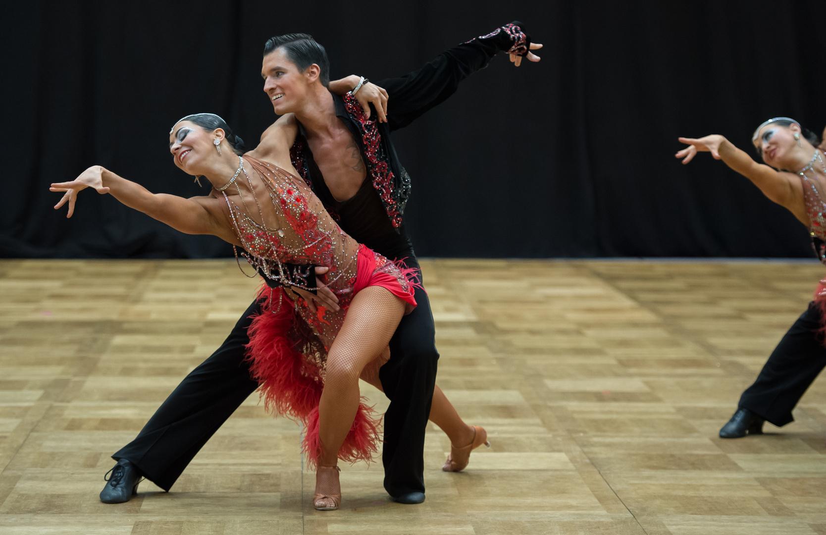"""Siamo Noi"" die Choreografie der FG  Rhein-Main"