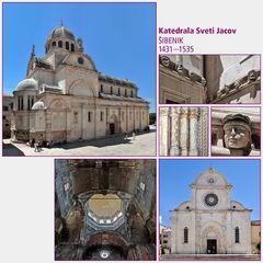 Sibenik · Katedrala Sveti Jacov