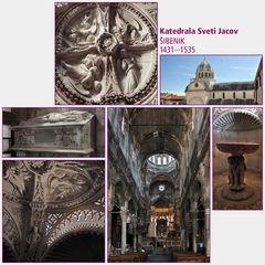 Sibenik · Katedrala Sveti Jacov II