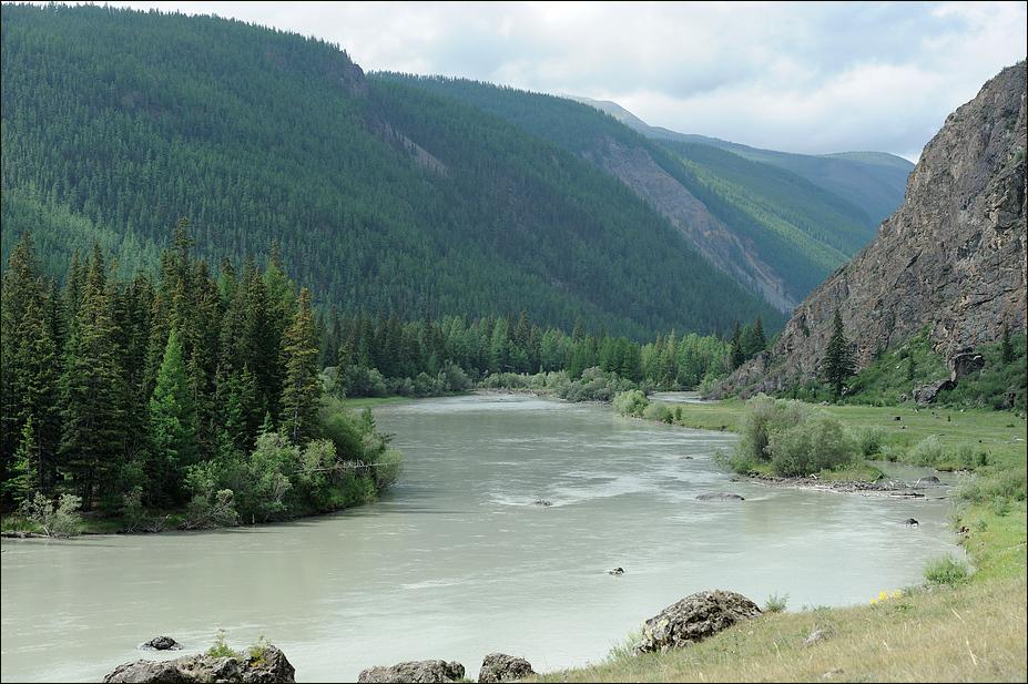 Sibirischer Altai
