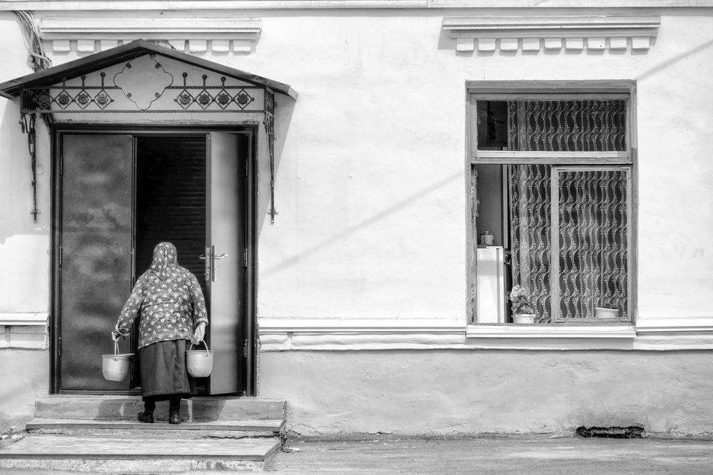 Sibirisches Klosterleben
