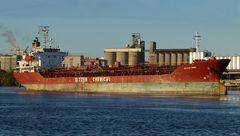 Sichem Pearl   -   Chem/Oil Tanker