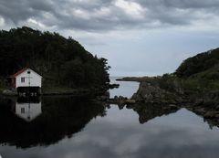 Sicherer Hafen auf Hidra
