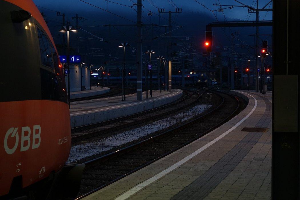Sicht ist eine Zeit [Südbahn-Exkursion 2017]