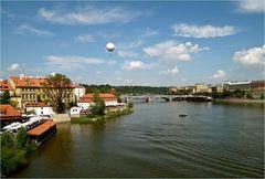 Sichtweisen einer Stadt / Prag