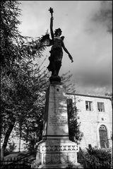 Sicily, Gratteri, Monument to the Fallen