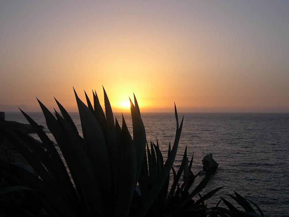 Sicily horizon